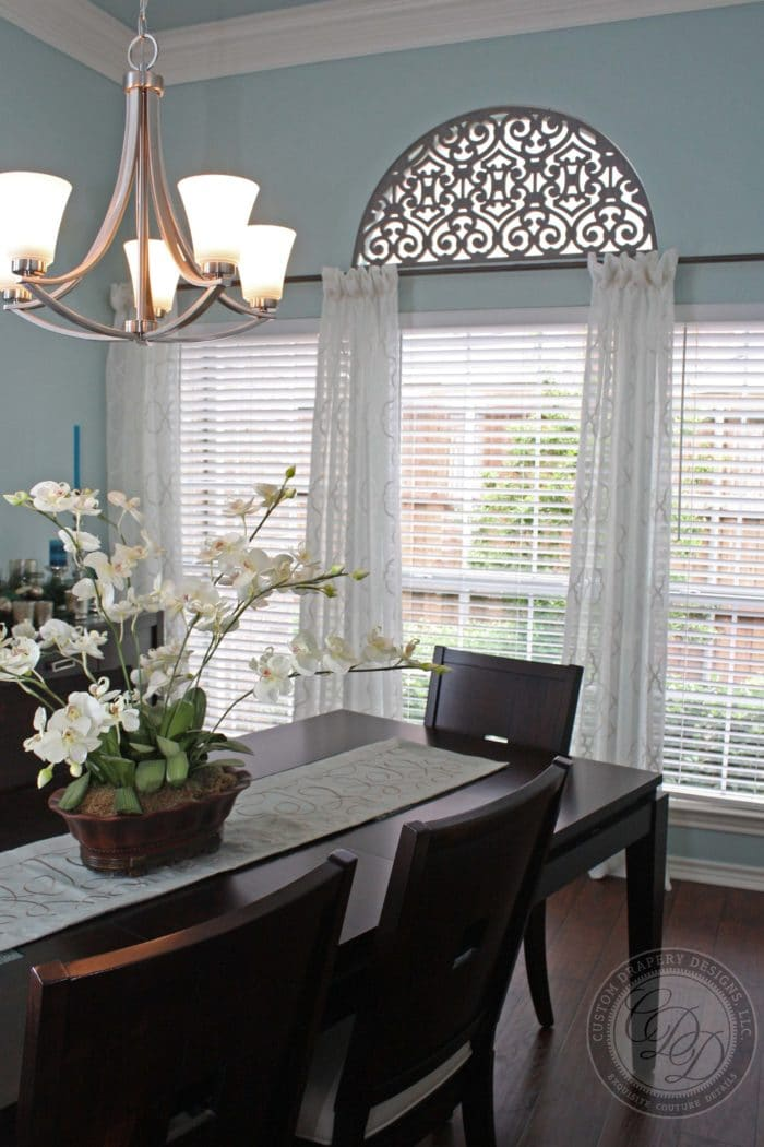 Drapery for Dining Room